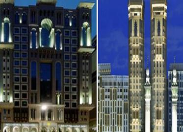 Millenium Al Aqeed MadinaConrad Makkah 2018