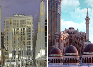 Anwar Movenpick Madina & Hilton Towers Makkah 2018
