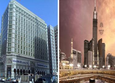 Hilton Madina & Fairmont Makkah 2018