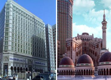 Hilton Madina & Hilton Makkah 2018