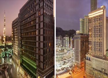 Shaza Madina & Hilton Suites Makkah 2018